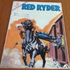 Tebeos: RED RYDER, NÚMERO 140, 1966. EDITORIAL NOVARO. Lote 130341914