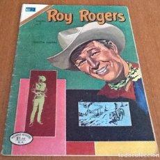 Tebeos: ROY ROGERS, NÚMERO 306, 1973. EDITORIAL NOVARO. Lote 130343018
