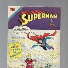 Tebeos: SUPERMÁN 953, 1974, NOVARO, MUY BUEN ESTADO. Lote 130354790