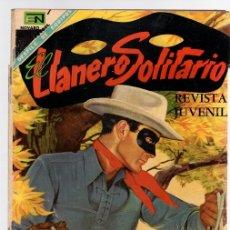 Tebeos: EL LLANERO SOLITARIO. Nº 178. 1 DE ENERO DE 1968. Lote 130483318