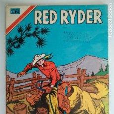 Tebeos: RED RYDER SERIE AGUILA Nº 399, MAYO 1977, EDITORIAL NOVARO. Lote 130596798