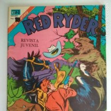 Tebeos: RED RYDER SERIE AGUILA Nº 375, MAYO 1976, EDITORIAL NOVARO. Lote 130596870
