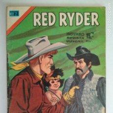 Tebeos: RED RYDER SERIE AGUILA Nº 377, ABRIL 1977, EDITORIAL NOVARO. Lote 130596918