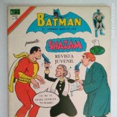 Tebeos: BATMAN SERIE AGUILA Nº 797, OCTUBRE 1975, EDITORIAL NOVARO. Lote 130597274