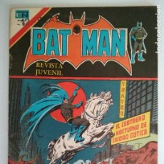 Tebeos: BATMAN SERIE AGUILA Nº 815, FEBRERO 1976, EDITORIAL NOVARO. Lote 130597422