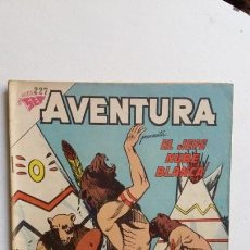Tebeos: AVENTURA N° 227 - EL JEFE NUBE BLANCA - ORIGINAL EDITORIAL NOVARO. Lote 130633906