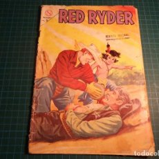 Tebeos: RED RYDER. Nº 114. NOVARO. CASTIGADO. (B-2). Lote 130743729