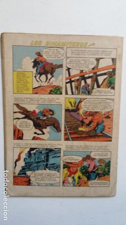 Tebeos: Aventura n° 77 - Epopeyas del oeste por Zane Grey - original editorial Novaro - Foto 4 - 130769196