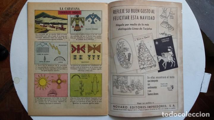 Tebeos: Aventura n° 254 - La Caravana - original editorial Novaro - Foto 3 - 130770196