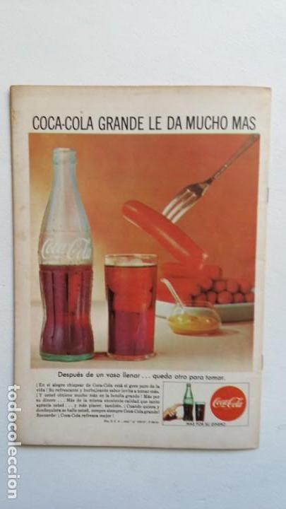 Tebeos: Aventura n° 254 - La Caravana - original editorial Novaro - Foto 4 - 130770196