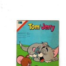 Tebeos: TOM Y JERRY -SERIE ÁGUILA- Nº 434. NOVARO,1976.. Lote 130794464