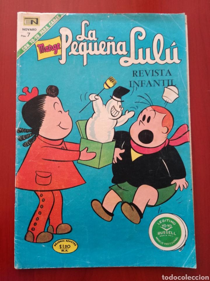 LA PEQUEÑA LULÚ N°308 (Tebeos y Comics - Novaro - Otros)