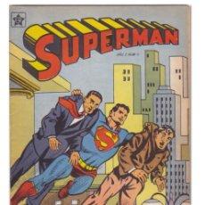 Tebeos: SUPERMAN NUMERO 3 DE EDITORIAL NOVARO EN PERFECTO ESTADO.. Lote 130928036