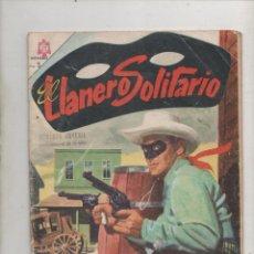Tebeos: EL LLANERO SOLITARIO - AÑO XIII - Nº 152 - NOVIEMBRE 1965.DA. Lote 130972444