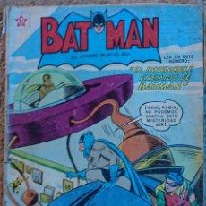 Tebeos: COMIC ANTIGUO BATMAN 1959. Lote 131041696