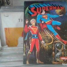 Tebeos: SUPERMAN TOMO XLVI EL RETORNO DEL PLANETA KRYPTÓN,1978,MUY BUEN ESTADO. Lote 131365910