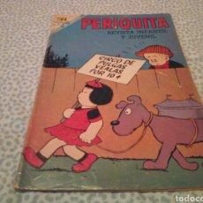Tebeos: TEBEO COMICS PERIQUITA, CIRCO DE PULGAS, 1968, NOVARO. Lote 131545885