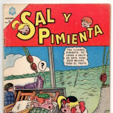 Tebeos: SAL Y PIMIENTA Nº 20 (NOVARO 1966). Lote 131588126