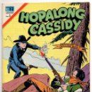Tebeos: HOPALONG CASSIDY Nº 154 (NOVARO 1967). Lote 131588442