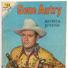 Tebeos: GENE AUTRY Nº 169 (NOVARO 1968). Lote 131588514