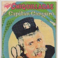 Tebeos: CHIQUILLADAS Nº 81 (NOVARO 1959). Lote 131588778
