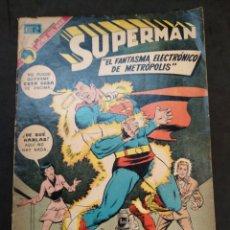 Tebeos: SUPERMAN, N° 914, NOVARO, 1973. Lote 131904370