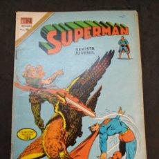 Tebeos: SUPERMAN N°988, NOVARO, 1974. Lote 131906657