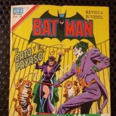 Tebeos: BATMAN 978 - SERIE AGUILA - NOVARO TIENE UN CORTE QUE AFECTA TODAS LAS PAGINAS, VER FOTO - DC COMICS. Lote 131916106