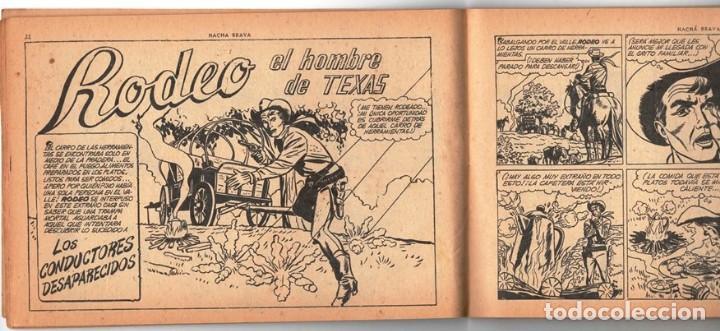 Tebeos: HACHA BRAVA # 12 TOMAJAUK MUCHNIK 1955 HOPALONG CASSIDY VIGILANTE VENADO OESTE RICK 66 P EXCELENTE - Foto 4 - 131960450