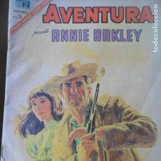 Tebeos: AVENTURA Nº 497 - ANNIE OAKLEY - NOVARO. Lote 131969554