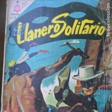 Tebeos: EL LLANERO SOLITARIO Nº 153 - NOVARO. Lote 136667866