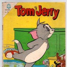 Tebeos: TOM Y JERRY. Nº 226. 1 DE NOVIEMBRE DE 1965. Lote 131998189