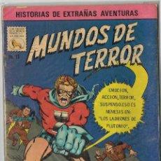 Tebeos: MUNDOS DE TERROR 9 1968. Lote 132118990