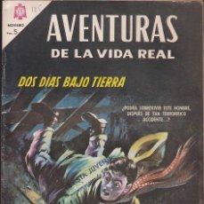 Tebeos: COMIC COLECCION AVENTURAS DE LA VIDA REAL Nº 125. Lote 132467286