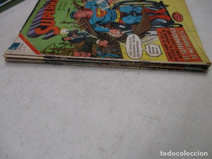 Tebeos: LOTE SUPERMAN 6 EJEMPLARES - NOVARO AÑOS 70 - Foto 2 - 132579418