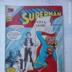 Tebeos: SUPERMAN NOVARO Nº 866 MUY BUENO. Lote 132608386