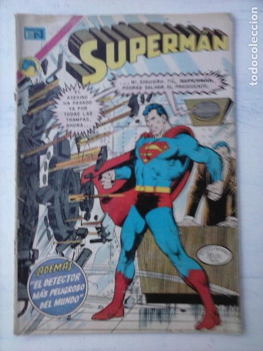 SUPERMAN NOVARO Nº 896 (Tebeos y Comics - Novaro - Superman)