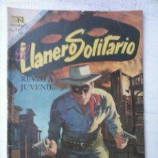 Tebeos: EL LLANERO SOLITARIO Nº 187 - NOVARO 1968. Lote 132609738