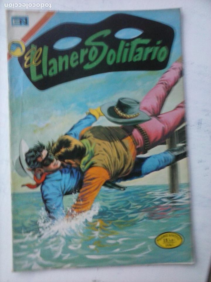 EL LLANERO SOLITARIO Nº 281 NOVARO (Tebeos y Comics - Novaro - El Llanero Solitario)