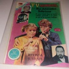 Giornalini: COMIC/TEBEO. MIS ADORABLES SOBRINOS, ESPECIAL TV MUNDIAL. EDITORIAL NOVARO, 1971. Lote 132660906