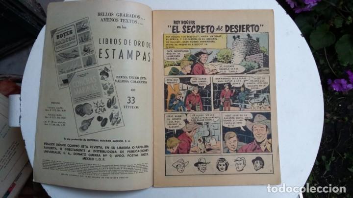 Tebeos: Roy Rogers n° 103 - original editorial Novaro - Foto 2 - 194728776