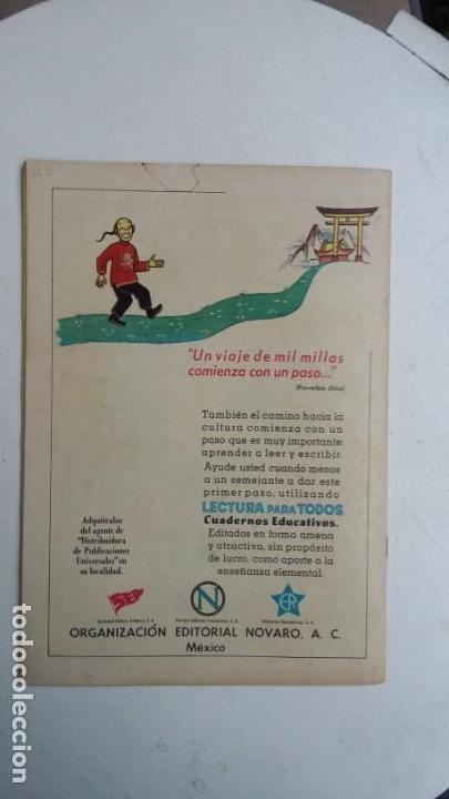 Tebeos: Roy Rogers n° 103 - original editorial Novaro - Foto 3 - 194728776
