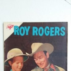 Tebeos: ROY ROGERS N° 103 - ORIGINAL EDITORIAL NOVARO. Lote 132715046