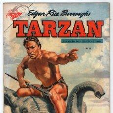 Tebeos: TARZAN # 38 NOVARO 1955 BOY TERRIBS BOLGANIS LA HERMANDAD DE LA LANZA EXCELENTE ESTADO. Lote 132774726