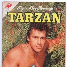 Tebeos: TARZAN # 64 NOVARO 1957 GORDON SCOTT EN TAPA LA HERMANDAD DE LA LANZA EXCELENTE ESTADO. Lote 132774842