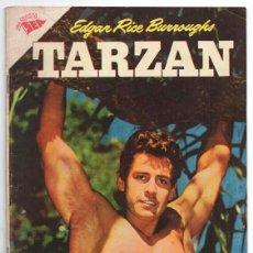 Tebeos: TARZAN # 68 NOVARO 1957 GORDON SCOTT EN TAPA LA HERMANDAD DE LA LANZA EXCELENTE ESTADO. Lote 132774974