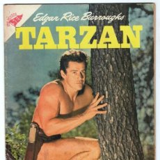 Tebeos: TARZAN # 69 NOVARO 1957 GORDON SCOTT EN TAPA LA HERMANDAD DE LA LANZA EXCELENTE ESTADO. Lote 132775018