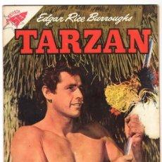 Tebeos: TARZAN # 72 NOVARO 1957 GORDON SCOTT EN TAPA LA HERMANDAD DE LA LANZA EXCELENTE ESTADO. Lote 132775134