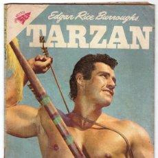 Tebeos: TARZAN # 87 NOVARO 1959 GORDON SCOTT EN TAPA LAS AVISPAS GIGANTES BUEN ESTADO. Lote 132775350