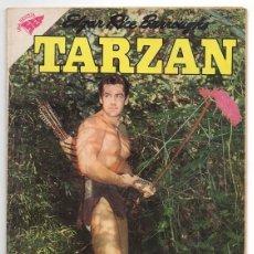 Tebeos: TARZAN # 92 NOVARO 1959 GORDON SCOTT EN TAPA BOY DOMBI & JANE EXCELENTE ESTADO. Lote 132775402